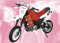 Puch Manet Mini Cross CT 50